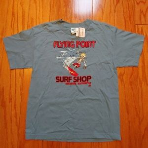 Flying Point Youth XL Surf Shop Tee
